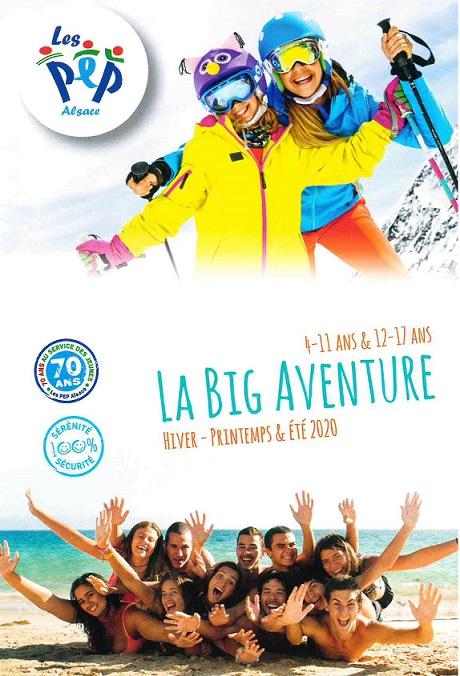 PEP La big Aventure 1